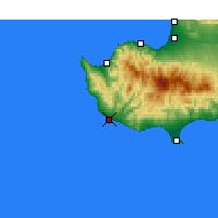 Paphos Wetter